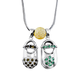 Yellow Ball Pendant Spacer