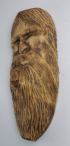 Hand-carved Wood Spirit