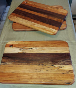 Handmade Hardwood Cutting Boards