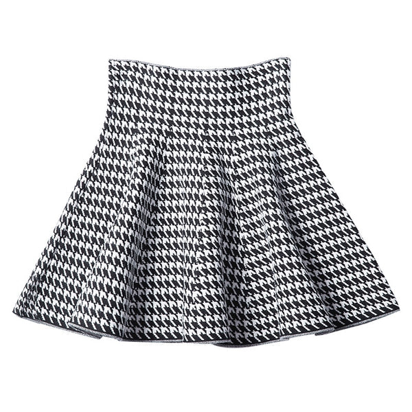 Pleated Skirt  Umbrella Skirt
