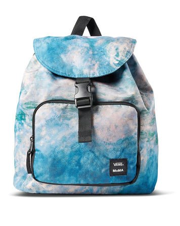 Vans x MoMA Backpack Claude Monet