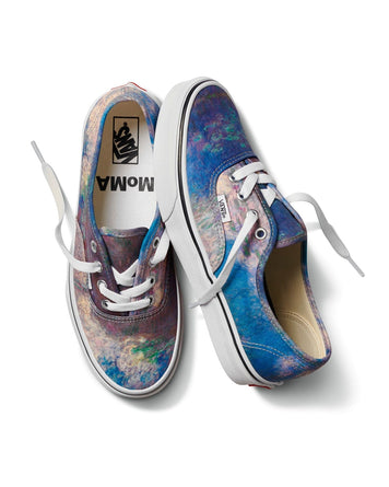 UA Authentic Vans x MoMA Claude Monet