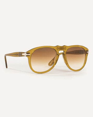A.P.C. x Persol 649 Moutarde