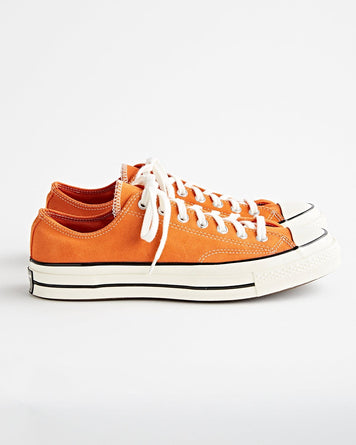 Chuck 70 Ox Campfire Orange / Pumpkin