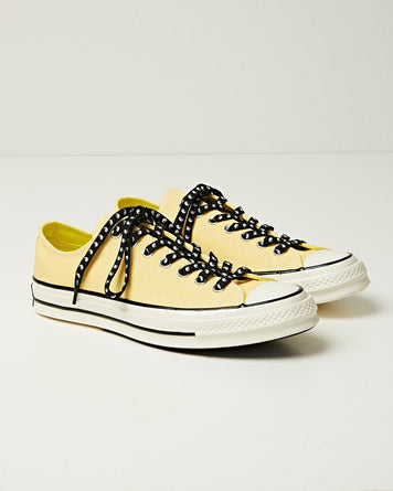 Chuck 70 OX Butter Yellow