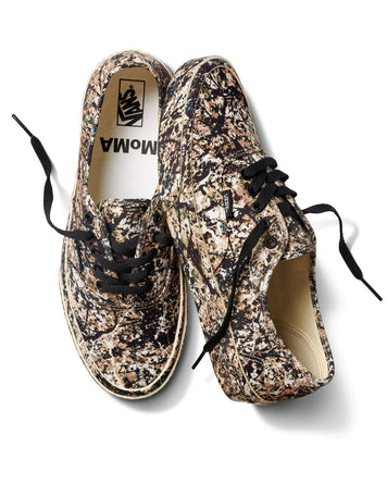Vans x MoMA UA Authentic Jackson Pollock