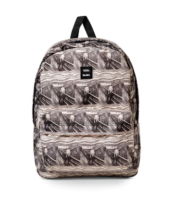 Vans x MoMA Old Skool III Backpack Edvard Munch
