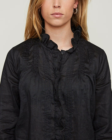 Natalia Blouse Black