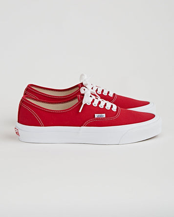 UA OG Authentic LX Red True White