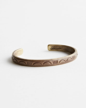 Tenue de Nîmes Lodge Cuff Brass