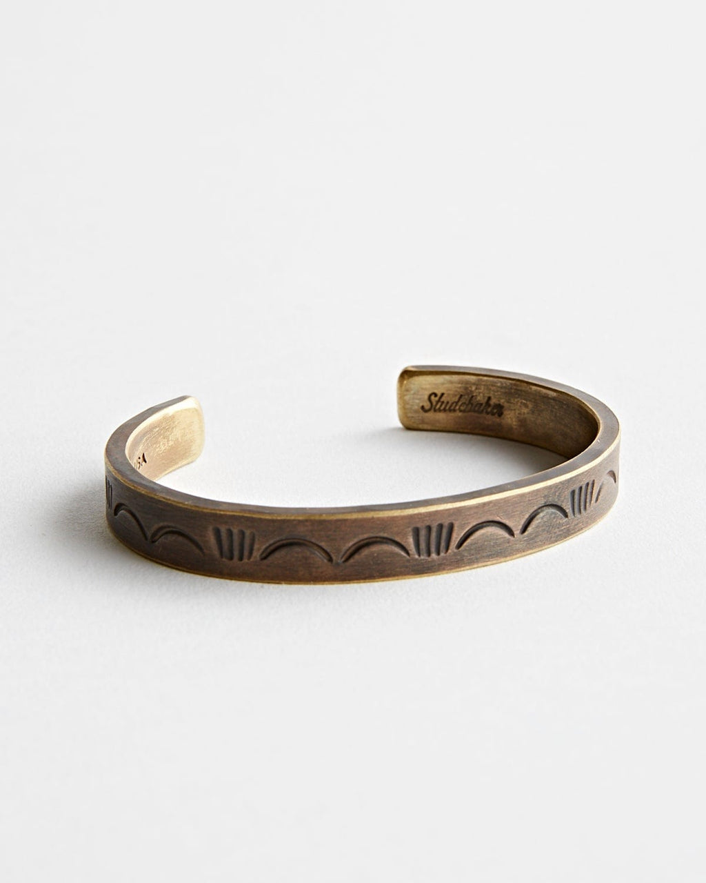 Tenue de Nîmes Thompson Cuff Brass