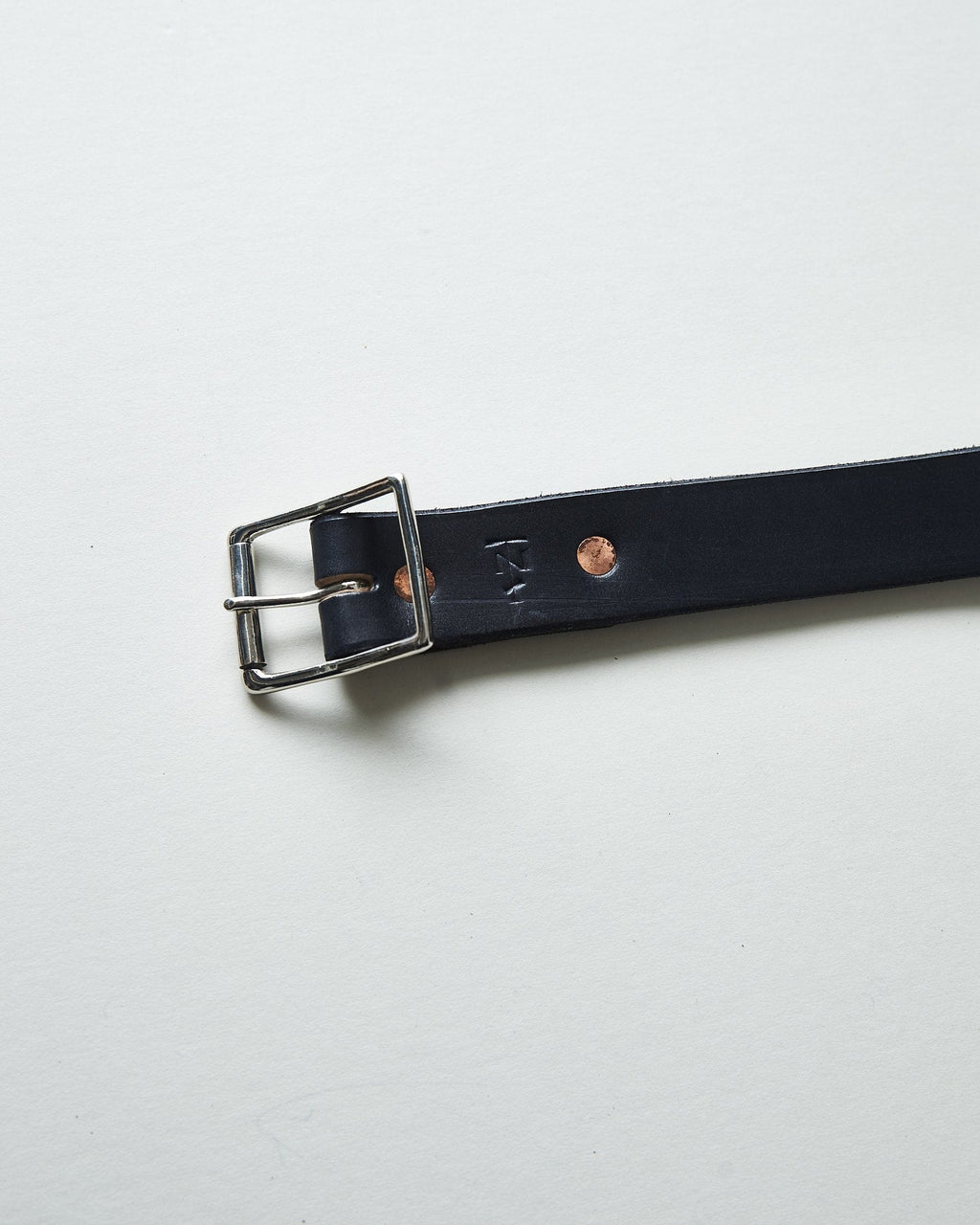 Julian 38mm Black Silver Buckle