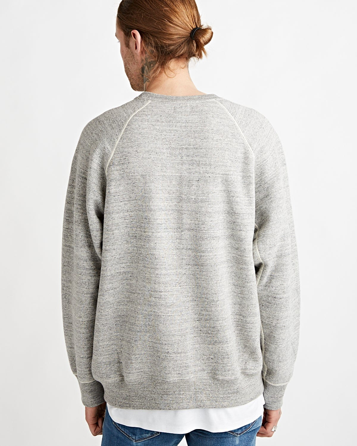 Sweatshirt Heather Grey