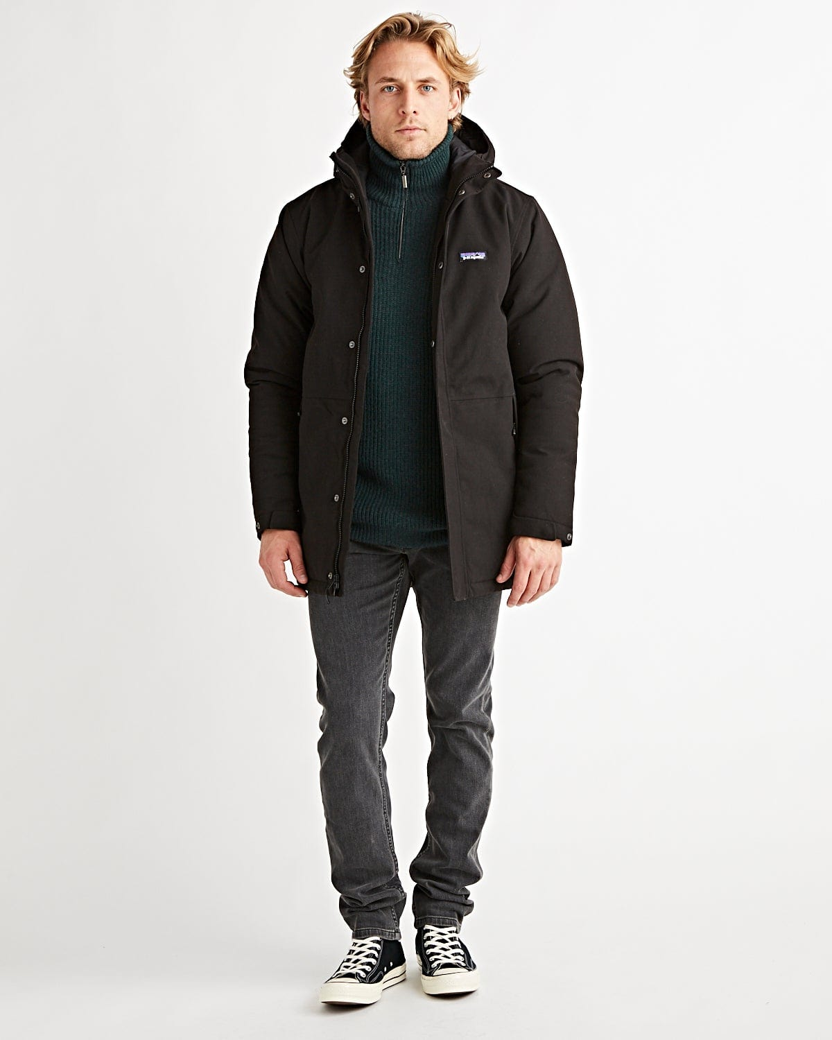 M's Lone Mountain Parka Black