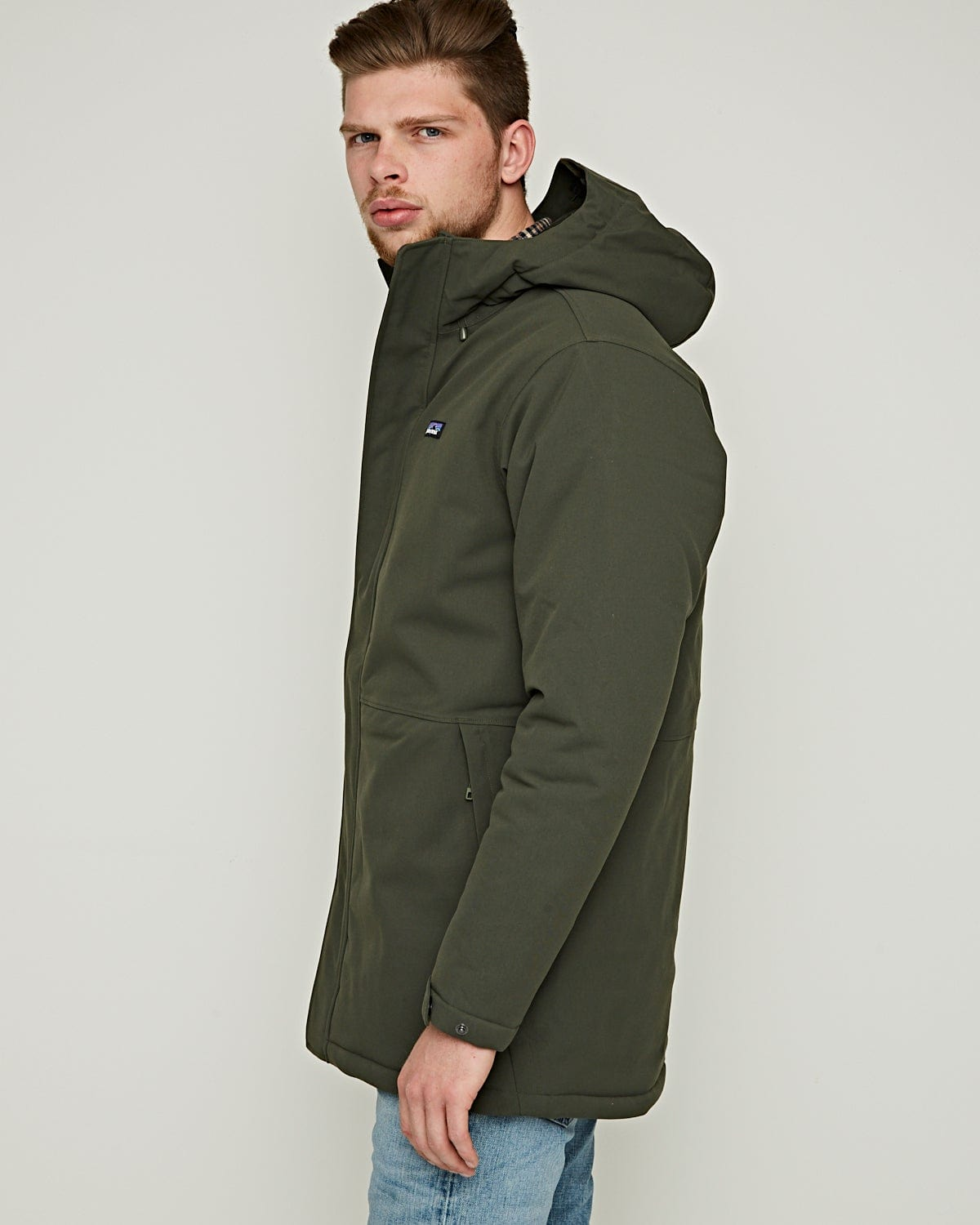 M's Lone Mountain Parka Green