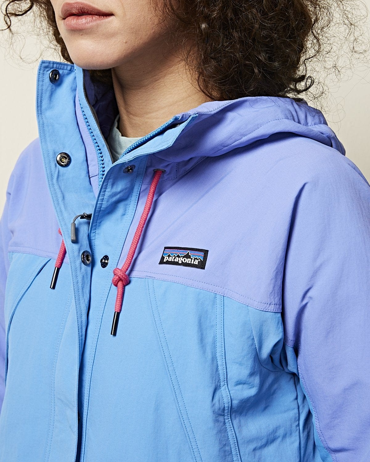 W's Skyforest Parka Blue