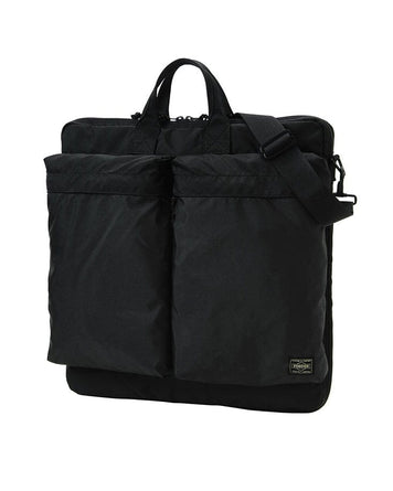 Force 2Way Helmet Bag Black