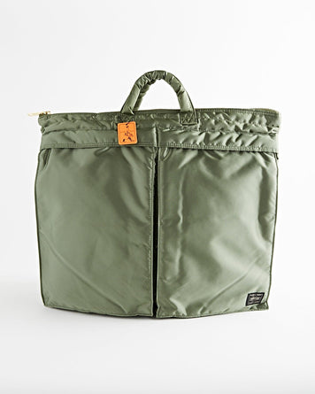 Tanker 2Way Helmet Bag Sage Green