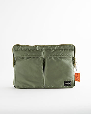Tanker Document Case Sage Green