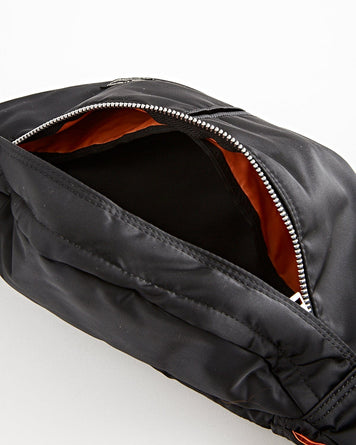 Tanker Waist Bag Small Black