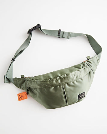 Tanker Waist Bag Small Sage Green