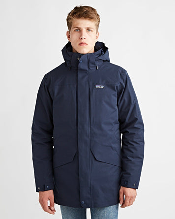 M's Tres 3-in-1 Parka New Navy