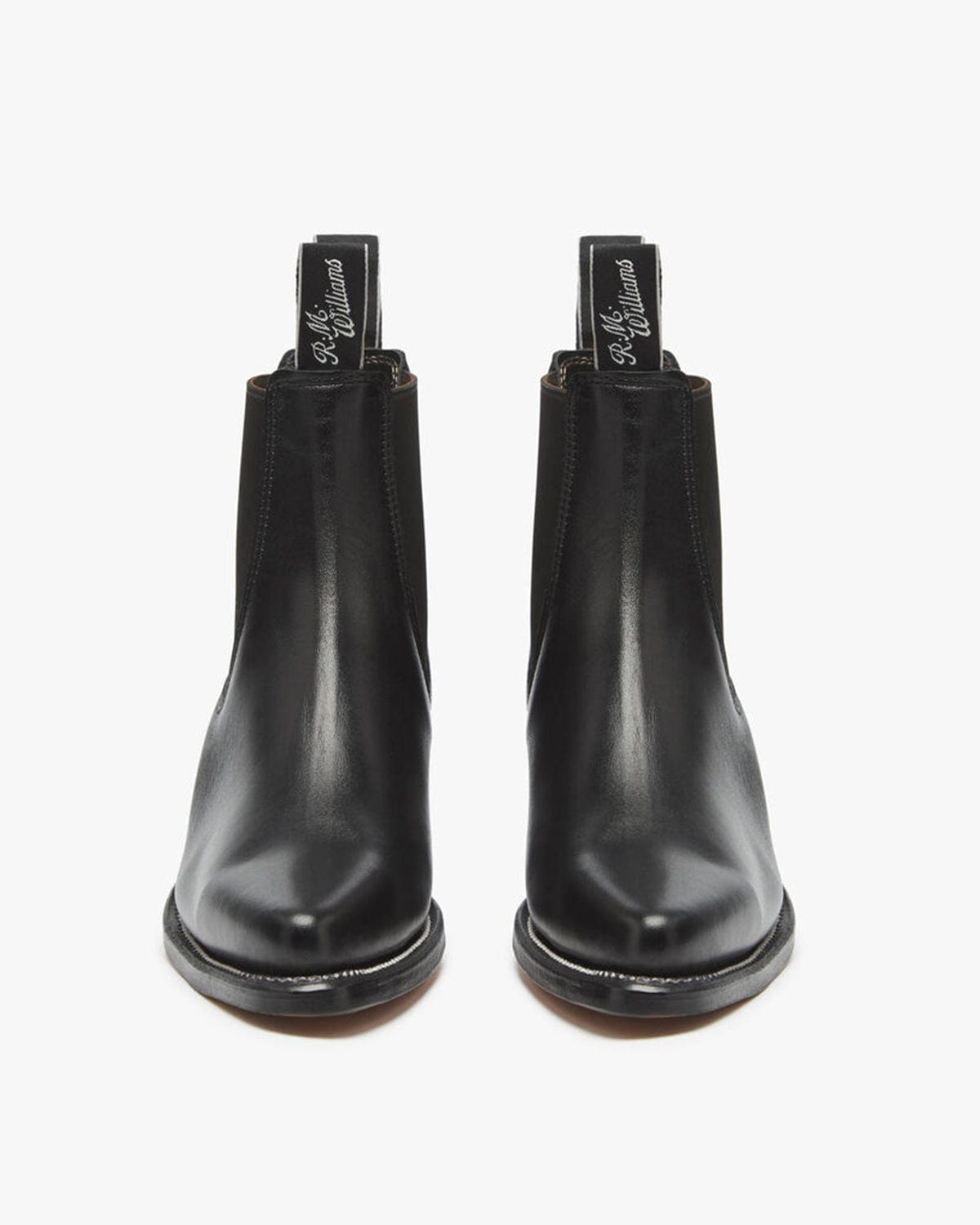 Millicent Boot Black