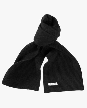 Le Bonnet Scarf Black