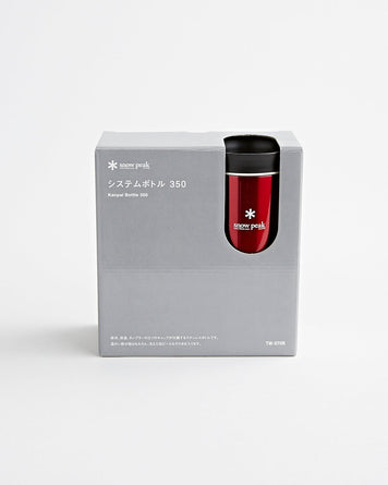 Kanpai Bottle 350Ml Wine Red