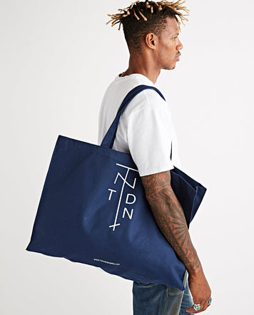 TdN Shopper Bag Indigo