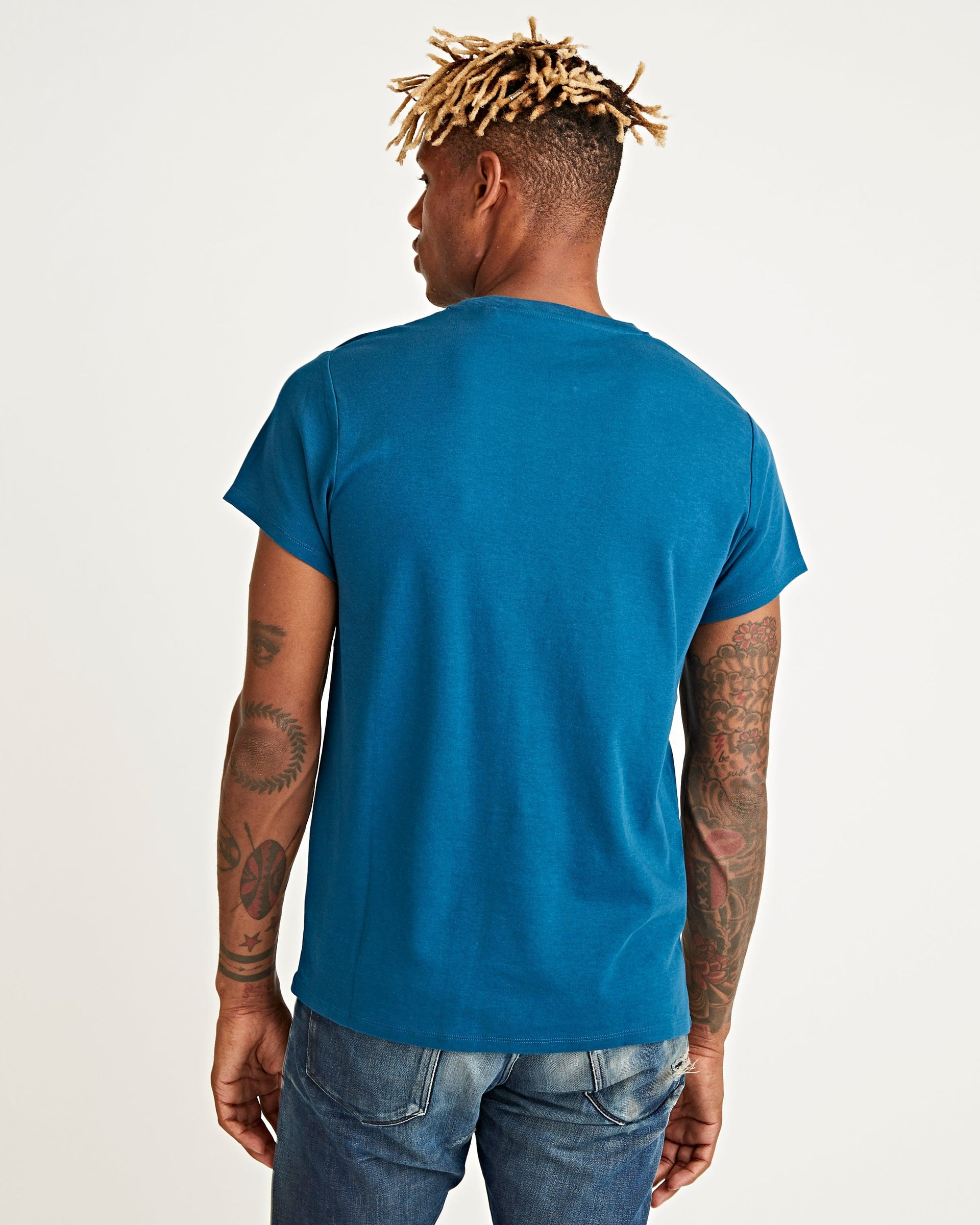 James Tee Sailor Blue