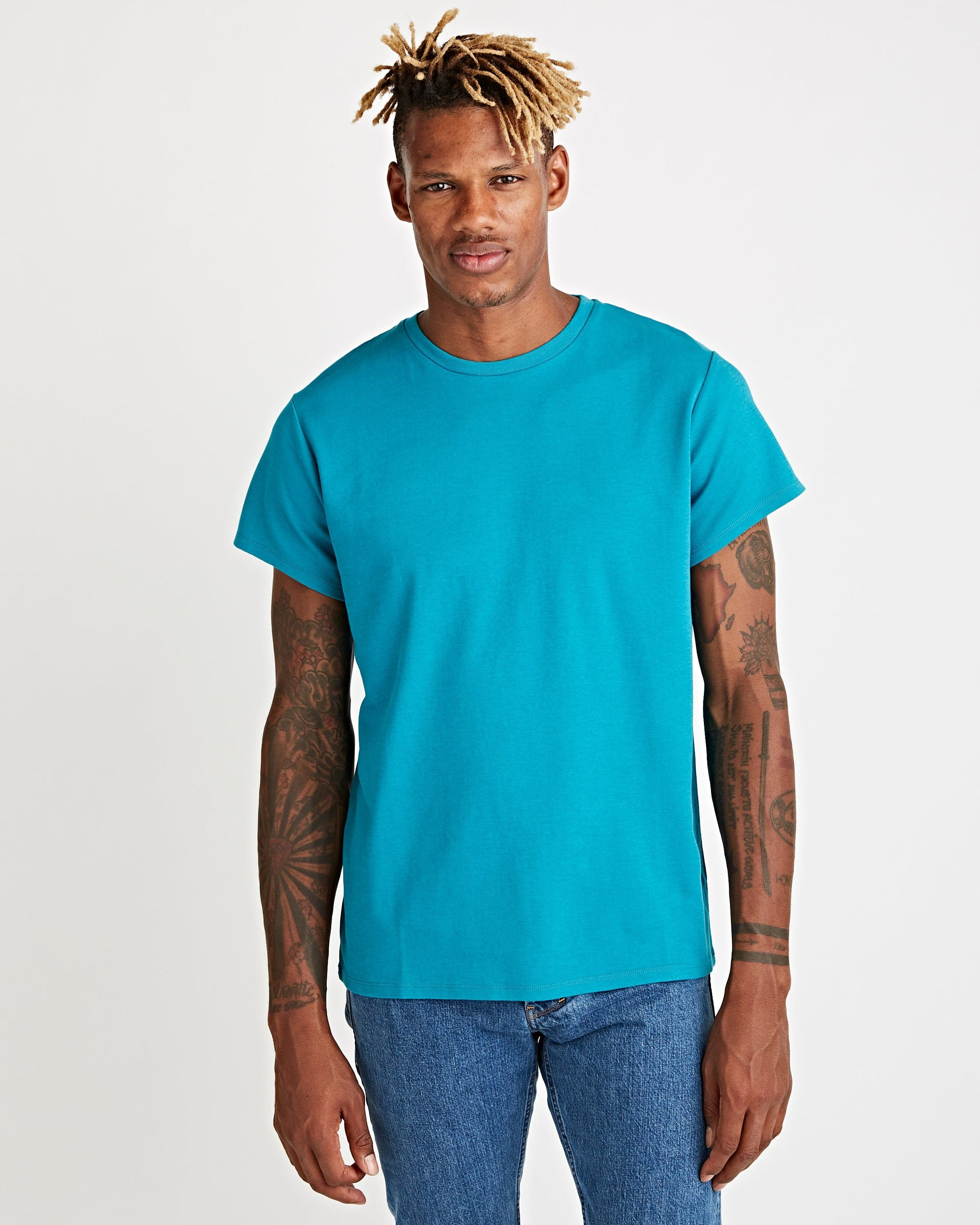 James Tee Tahitian Blue