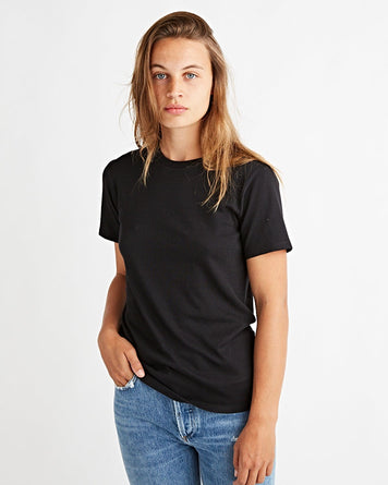 Brook Tee Black