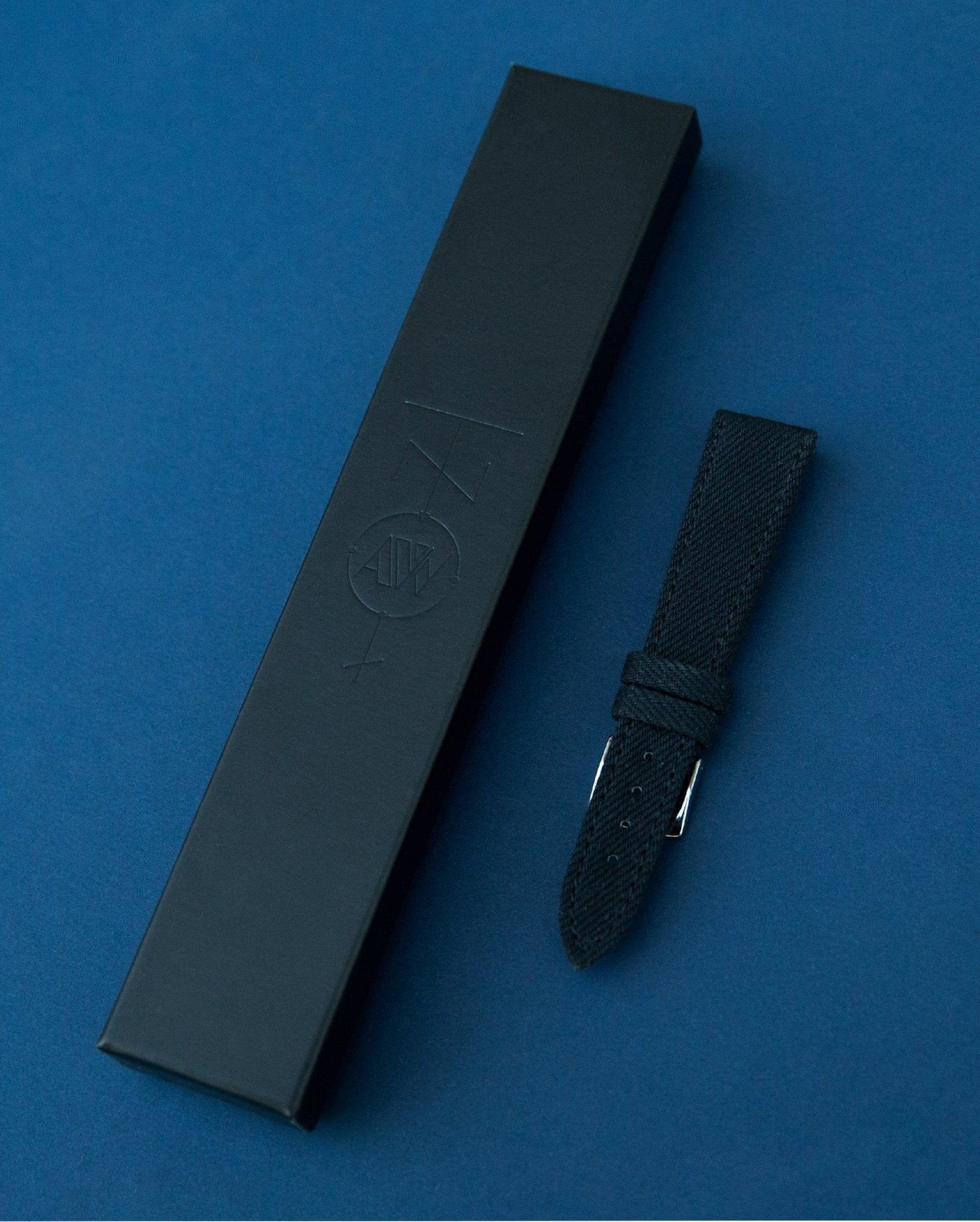 TdN X AVW Watch Strap Black