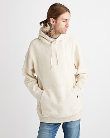 Oversized Hooded Parka Oatmeal