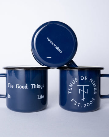 The Good Things in Life Mug