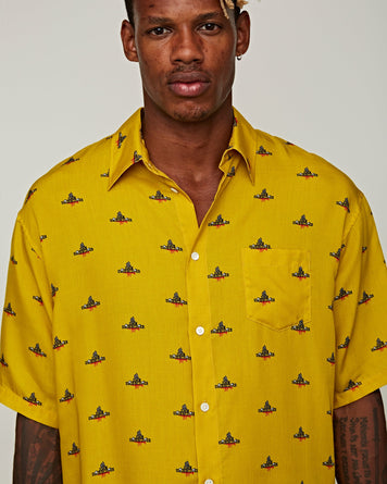 JUW4403 Shirt Yellow