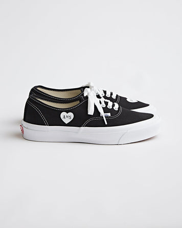 TdN x AMS Vans Vault Authentic LX Black