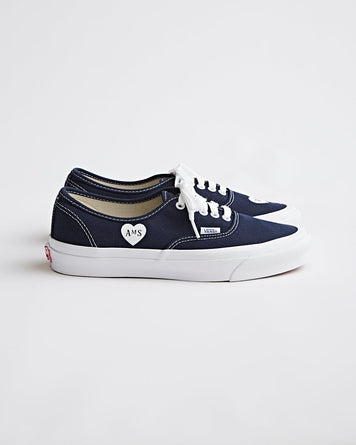 TdN x AMS Vans Vault Authentic LX Navy