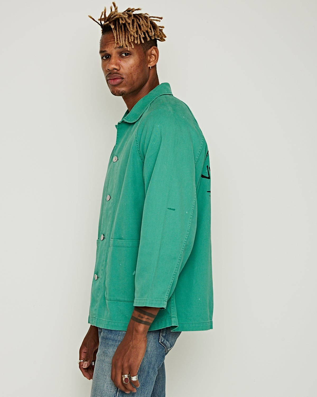 Potomac Coverall Peerless Green