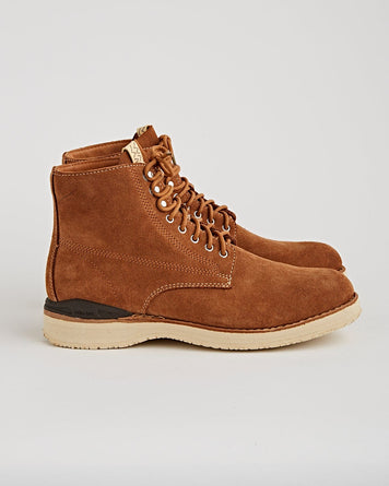 Virgil Boots Folk Brown