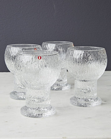 Kekkerit Glass 40cl. Set of 4