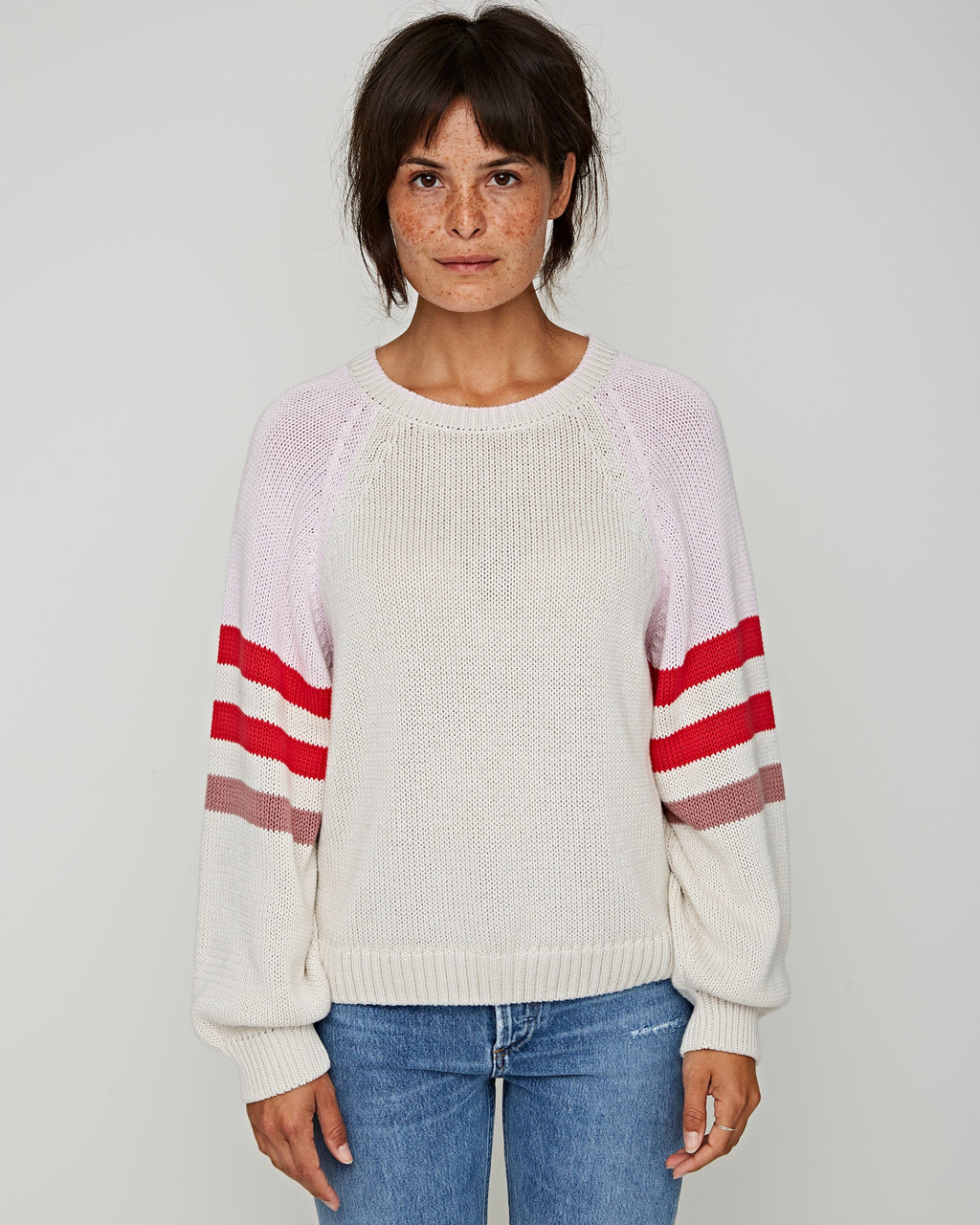 Après Soleil Cotton Sweater La Costa