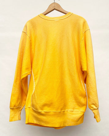 SOLD OUT: Vintage Champion Made in USA Sun Yellow