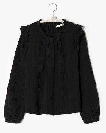 Lanie Top Black