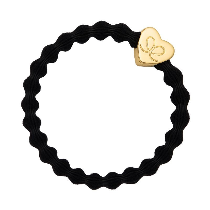 BY ELOISE, Gold Heart, Black