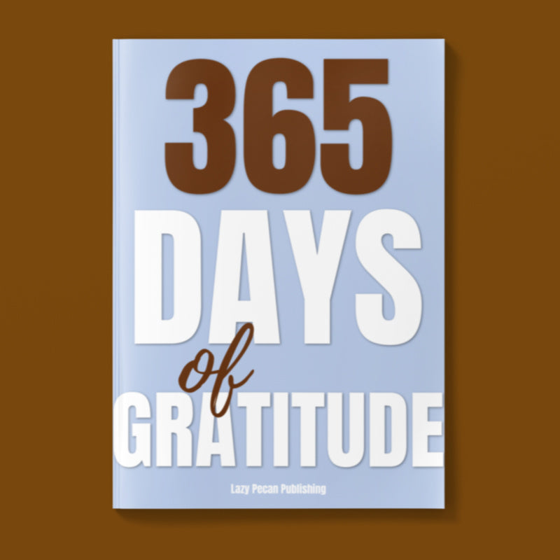 365 Days of Gratitude Journal - Digital