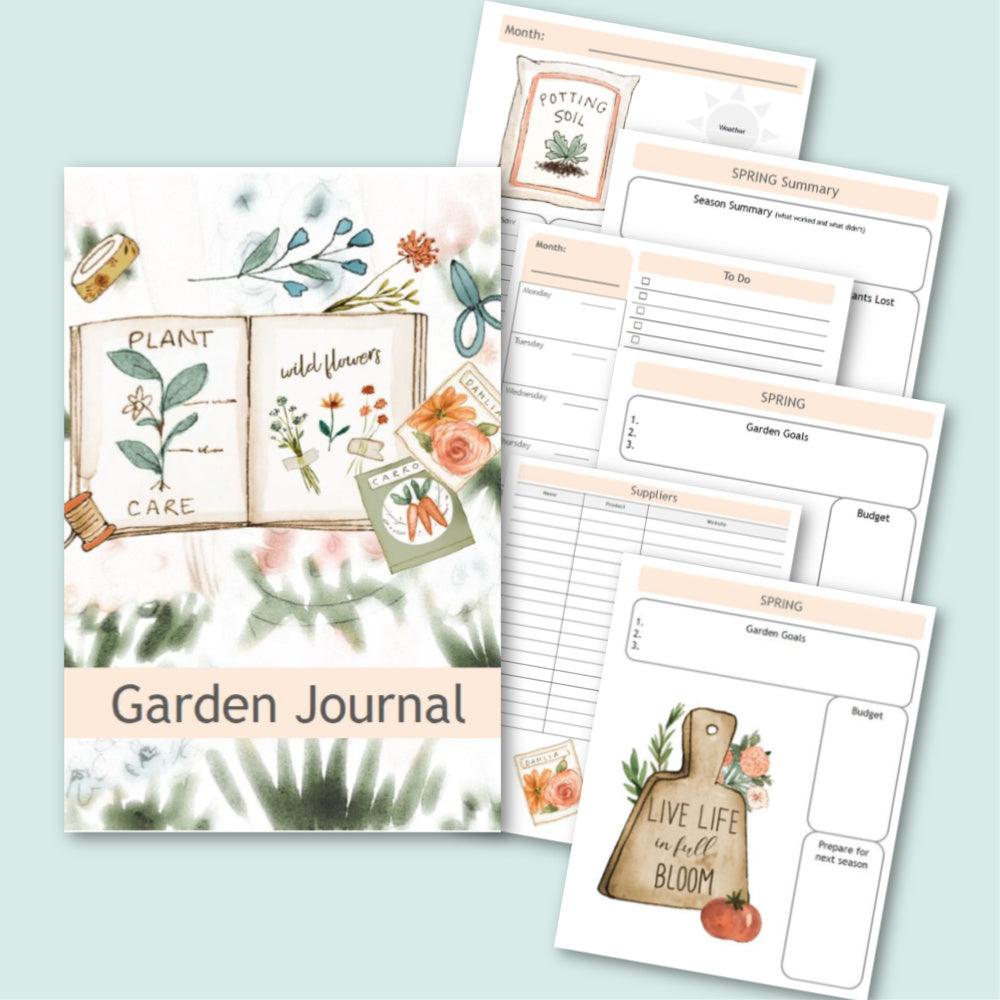 The Gardening Journal - Digital