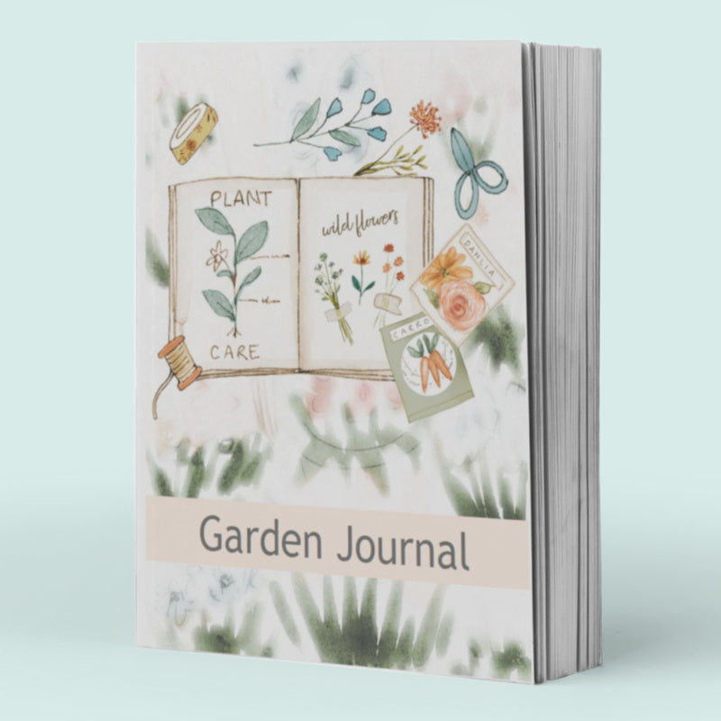The Gardening Journal - Paperback
