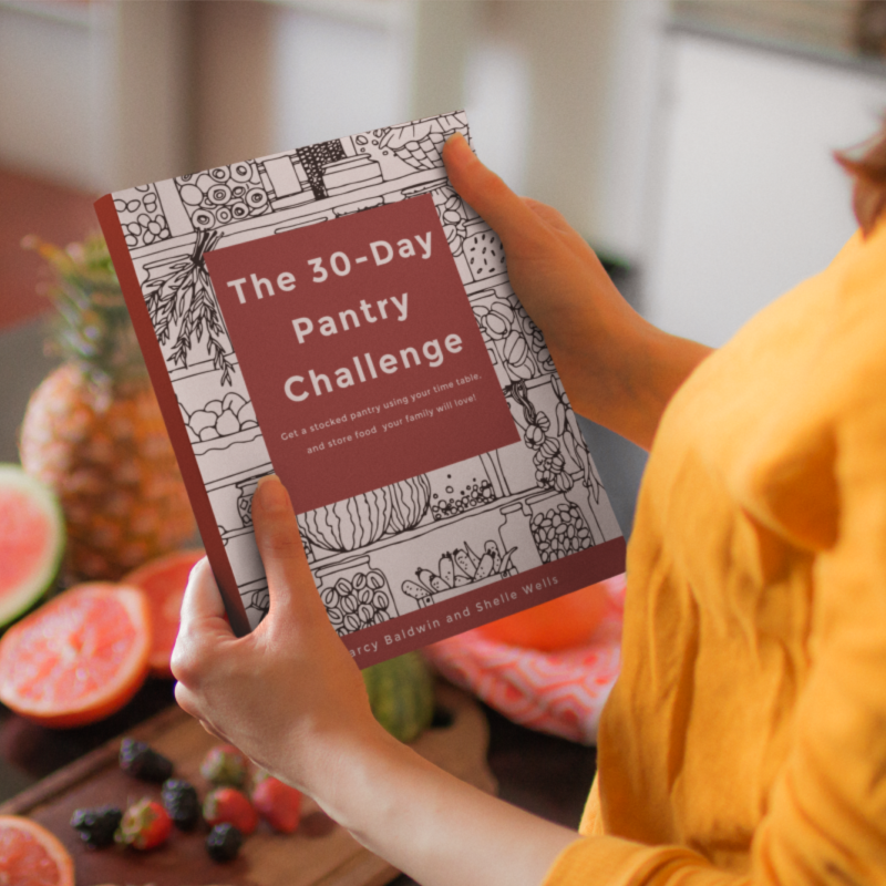 30-Day Pantry Challenge eBook